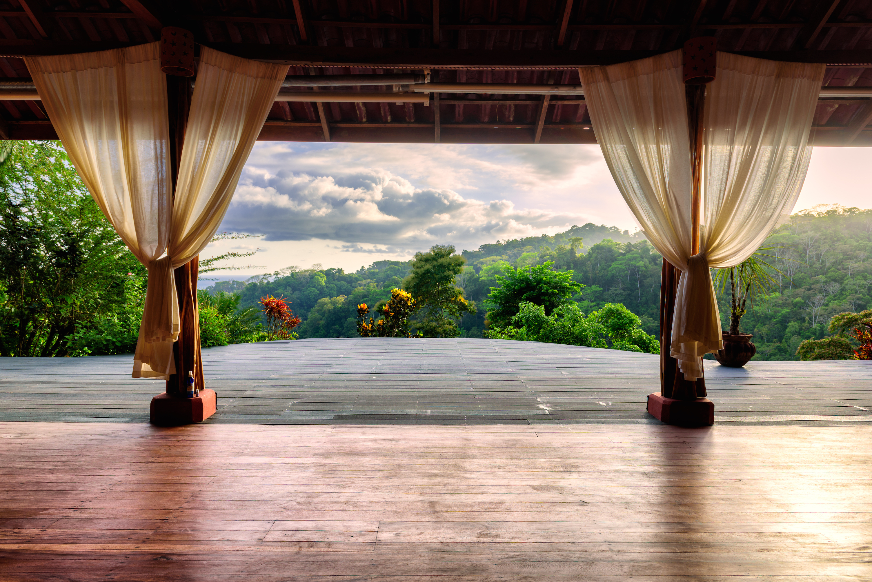 Costa Rica: The Dakini Mandala Retreat
